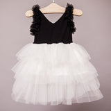 Babies and Bows Liv Tulle Sleeveless Dress