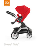 Stokke Trailz with Classic Wheels