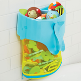 Skiphop Moby Scoop & Splash Bath Toy Organizer