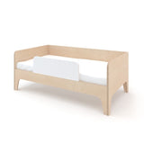 Oeuf Perch Toddler Bed, White/Birch