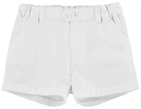 Mayoral Twill Basic Shorts - 201
