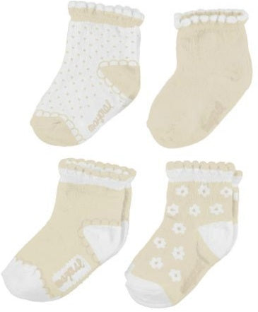 Mayoral 4pc Set Socks - 9.457, Vison