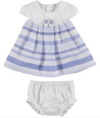Mayoral Stripes Dress - 1.839