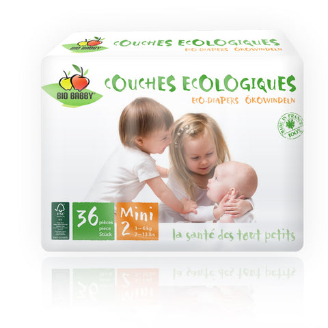 Bio Babby Eco Diapers
