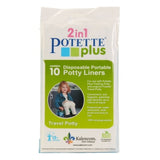 Potette Plus 2 in 1 Travel Potty Dispsable Liners
