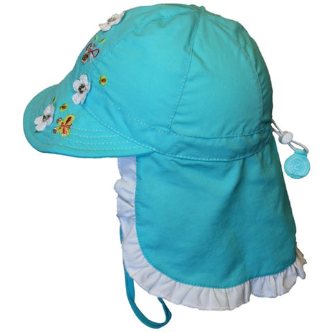Calikids Girls UV Quick Dry Hat - S1713