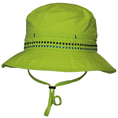 Calikids Boys Vented Quick Dry Hat - S1717