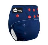 Funky Fluff LUX Athletic Wicking Jersey Diaper System