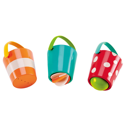 Hape Bath Happy Bucket Set