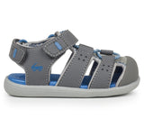 See Kai Run Toddler Sandals Lincoln II - Gray