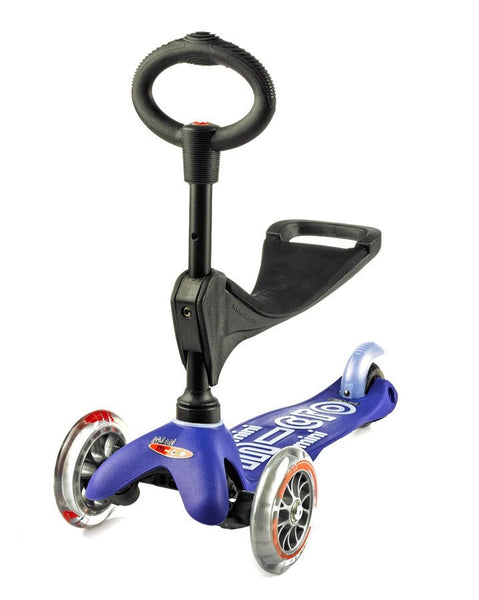 Kickboard Mini Micro 3-in-1 Scooter - Deluxe