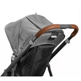 UPPAbaby Vista Leather Handle Bar Cover