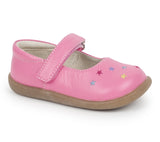 See Kai Run Toddler Shoes Harriett - Hot Pink