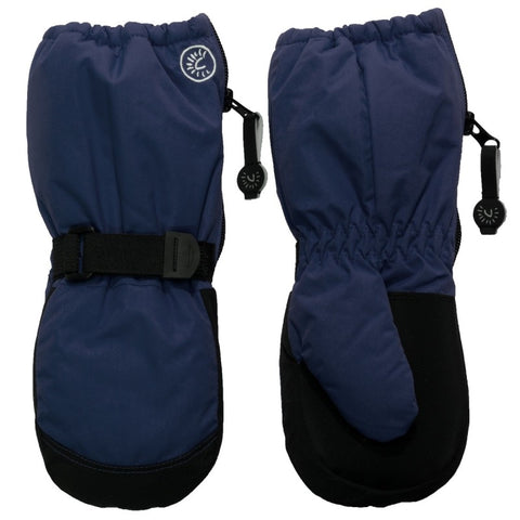 Calikids Waterproof Mitten - Navy