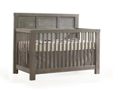 Natart Rustico 5-in-1 Convertible Crib (without rails)