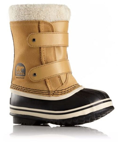 Sorel Childrens Boot - 1964 Pac Strap - Curry