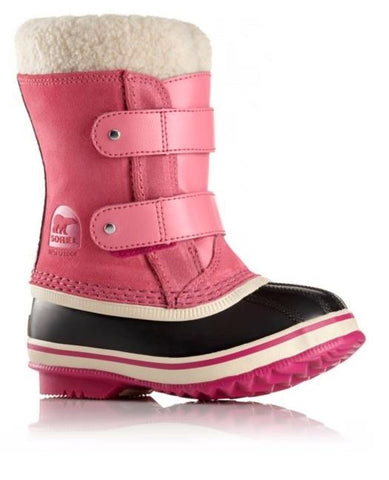 Sorel Childrens Boot - 1964 Pac Strap - Tropic Pink