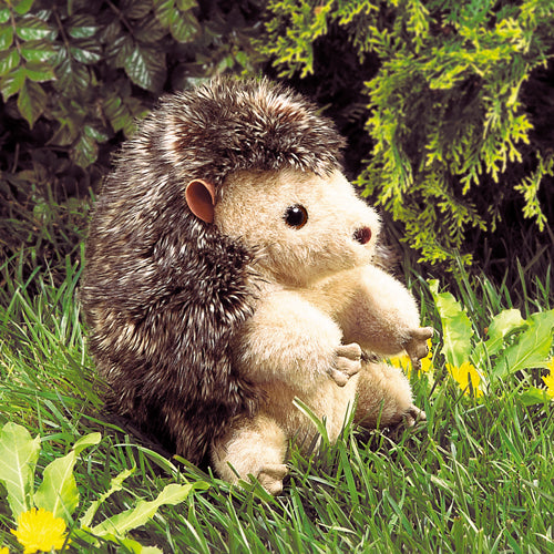 Folkmanis Puppets - Hedgehog