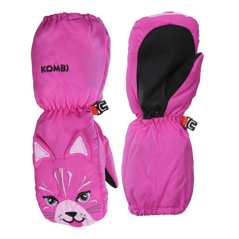 Kombi Animal Family Children Mitt  - Cathleen the Kitten