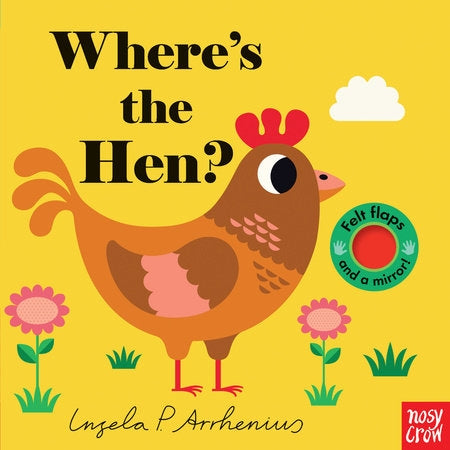 Book - Where's ...? By Nosy Crow