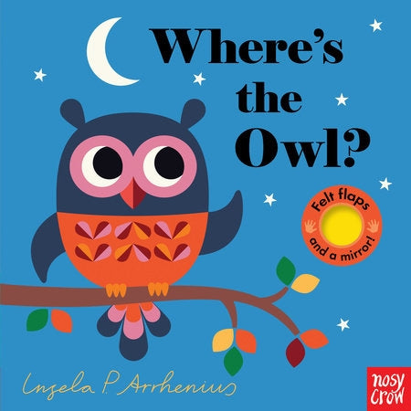 Book - Where's the.....? By Nosy Crow
