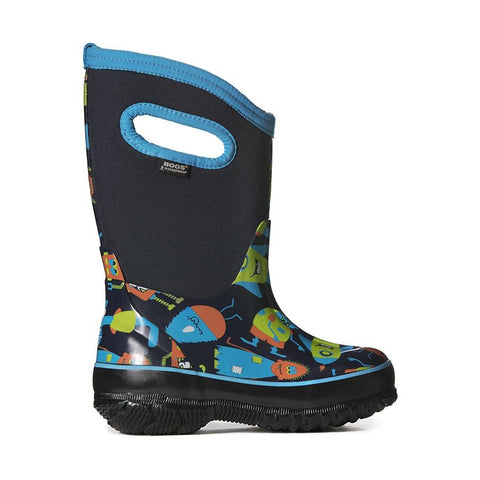 Bogs Kids Insulated Boots Classic Monster
