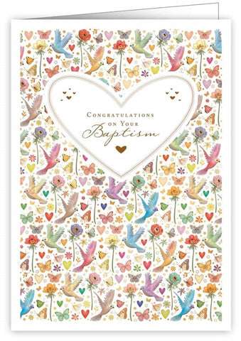 Quire Publishing Baptism Card