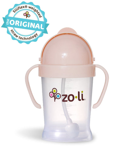 Zoli BOT Straw Sippy Cup 6oz