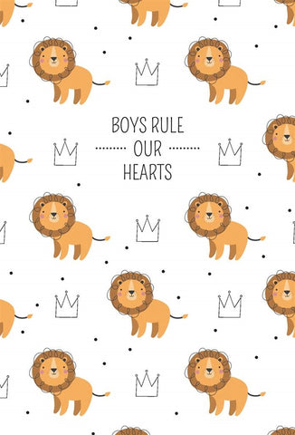 Pictura Baby Boy Congratulations Card