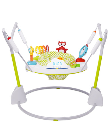 Skiphop Explore & More Jumpscape Fold-Away Activity Jumper