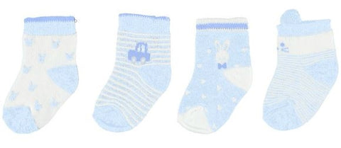 Mayoral Socks (Set of 4) - 9.722