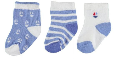 Mayoral Boy Socks (Set of 3) - 9.723