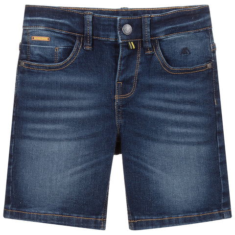 Mayoral Knitted Denim Shorts - 1.280