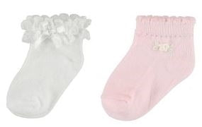 Mayoral Dressy Socks Set - 10.347