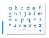Kido A-Z Lower Case Magnatab