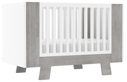 Dutailier 40th Anniversary Pomelo Convertible Crib