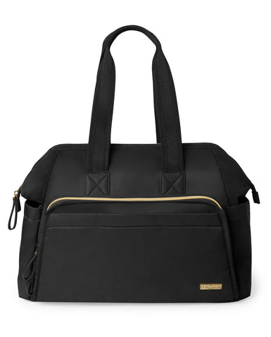 Skiphop Mainframe Wide Open Diaper Satchel