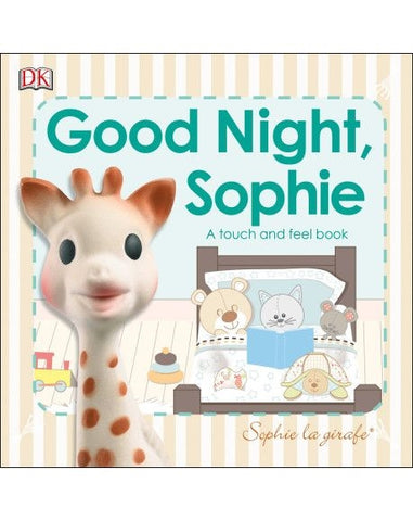 Book -Sophie La Girafe Goodnight Sophie