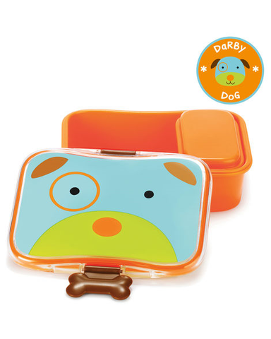 Skiphop Zoo Lunch Kit