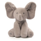 Gund Animated Flappy the Elephant 12 in. Plush