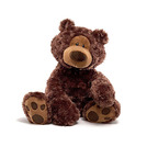 Gund Philbin Bear 18 in Plush