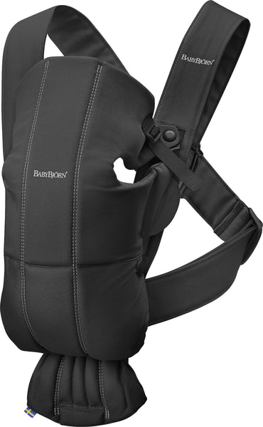 BabyBjorn Baby Carrier Mini Cotton Mix