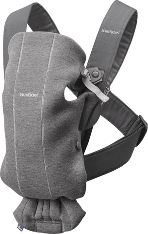 BabyBjorn Baby Carrier Mini 3D Jersey