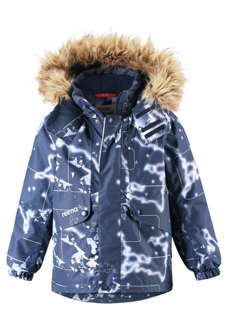 Reimatec Winter Jacket Skaidi - Navy