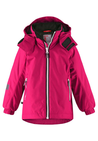 Reimatec Winter Jacket Reili - Cranberry