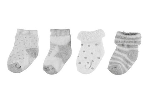 Mayoral 4pc Set Sock - 9.892, Steam