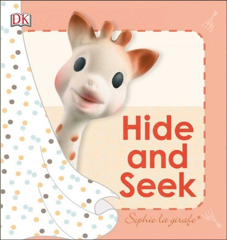 Book- Sophie La Girafe Hide and Seek