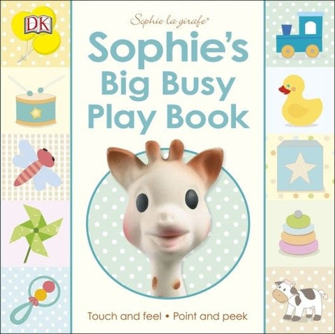 Big Busy Play Book