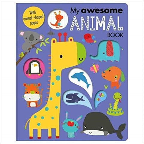 Make Believe My Awesome Board Book