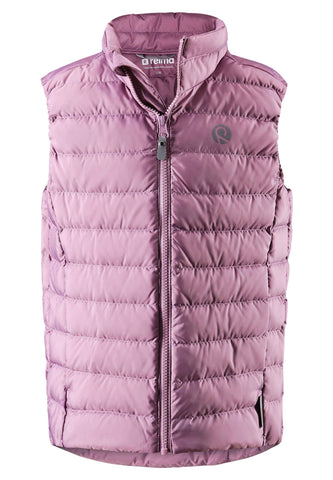 Reima Down Vest - Heather Pink
